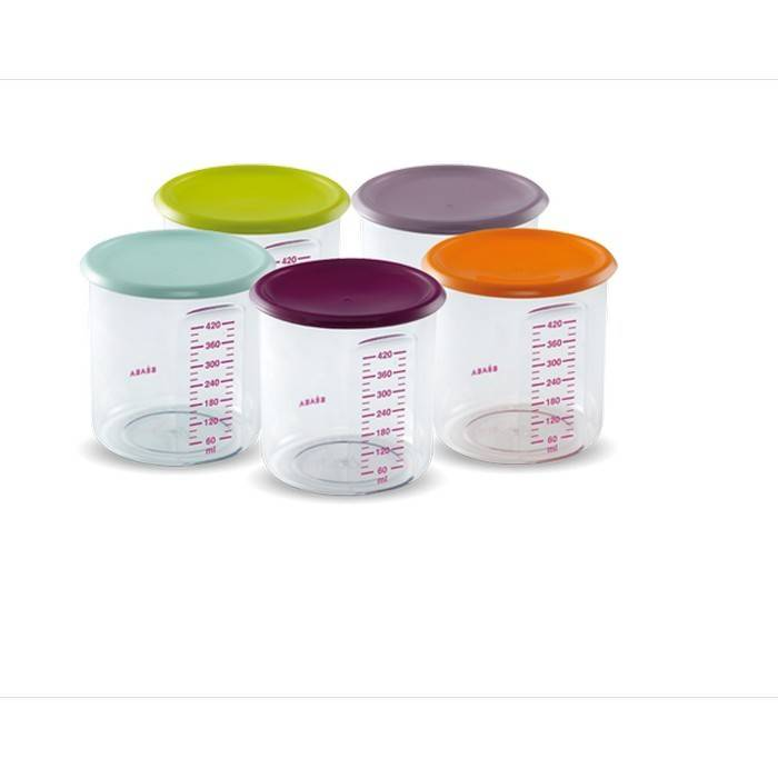 Beaba Beaba Single Baby Portion Food Jar