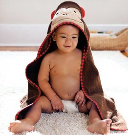 Skip Hop Skip Hop Hooded Towel Monkey