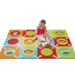 Skip Hop Skip Hop Zoo Playspot Foam Floor Tiles Mat