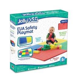 Jolly Kidz Jolly Kidz EVA Safety Play Mat
