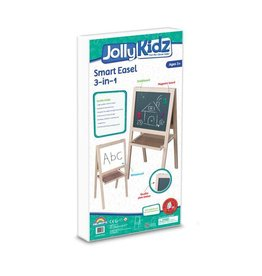 Jolly Kidz Jolly Kidz Smart Easel - 3 in 1