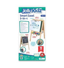 Jolly Kidz Jolly Kidz Smart Easel - 5 in 1