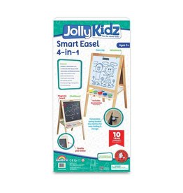 Jolly Kidz Jolly Kidz Smart Easel - 4 in 1