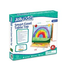 Jolly Kidz Jolly Kidz Smart Easel - Table Top