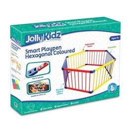 Jolly Kidz Jolly Kidz Smart Playpen