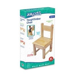Jolly Kidz Jolly Kidz ToughTimber Chair