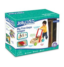 Jolly Kidz Jolly Kidz Walker Wagon