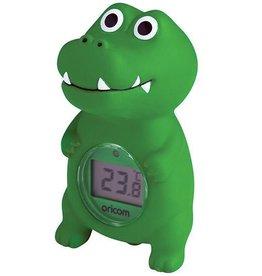 Oricom Oricom Bath Thermometer - Croc
