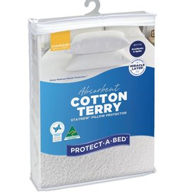 Protect-A-Bed Protect-A-Bed Pillow Protector Standard