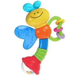 BKids BKids - Love Bug Rattle/Teether