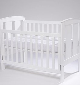 Tasman Eco Tasman Eco Julian Cot White including mattress
