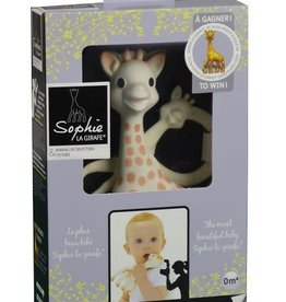 Sophie La Girafe Sophie La Girafe Most Beautiful Baby Competition Set