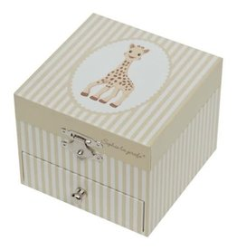 Trousselier Trousselier Sophie la Girafe Cube Music Box
