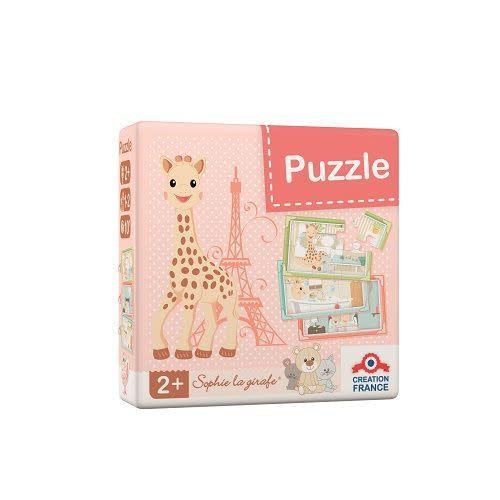 Apicoove Apicoove Sophie La Girafe Puzzle