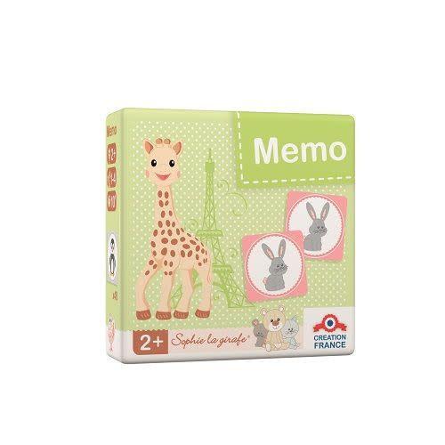 Apicoove Apicoove Sophie La Girafe Memo