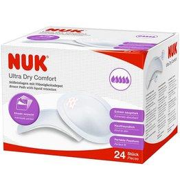 NUK Nuk Ultra Dry Nursing 24PK