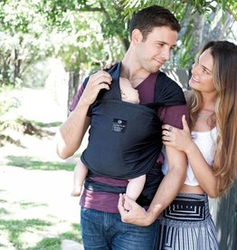 Hug-A-Bub Hug-A-Bub Lightweight Wrap Carrier 100% Certified Organic Cotton