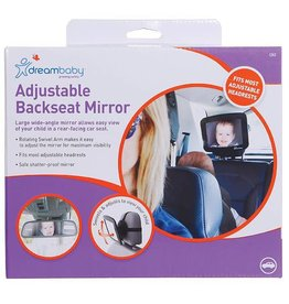 Dreambaby Dreambaby Adjustable Backseat Mirror