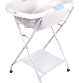Roger Armstrong Roger Armstrong Oasis Bath Stand White