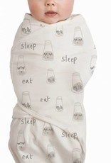 Baby Studio Baby Studio Cotton Swaddle Wrap
