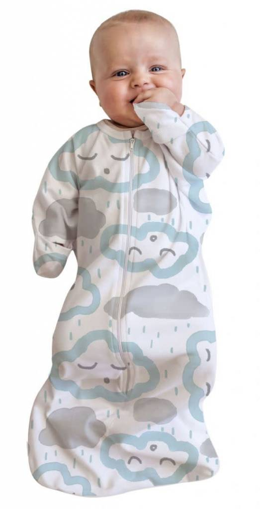 Baby Studio Baby Studio Cotton All in One Swaddle Bag