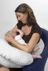 Baby Studio Baby Studio Body Pillow One Size Chevron/Grey