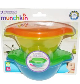 Munchkins Munchkin Toddler Bowls