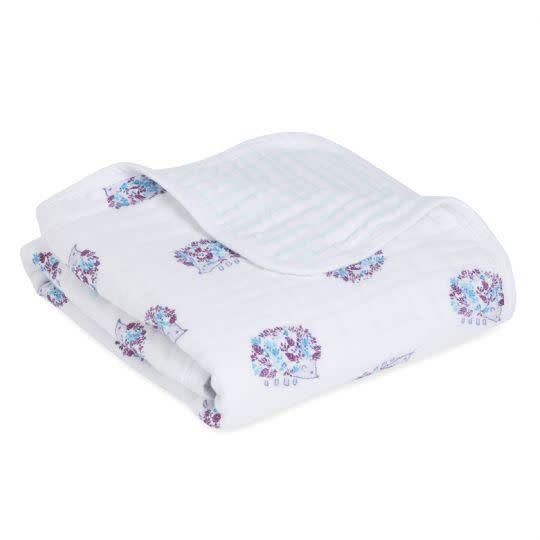 Aden + Anais Aden + Anais Stroller Blankets - Classic Thistle