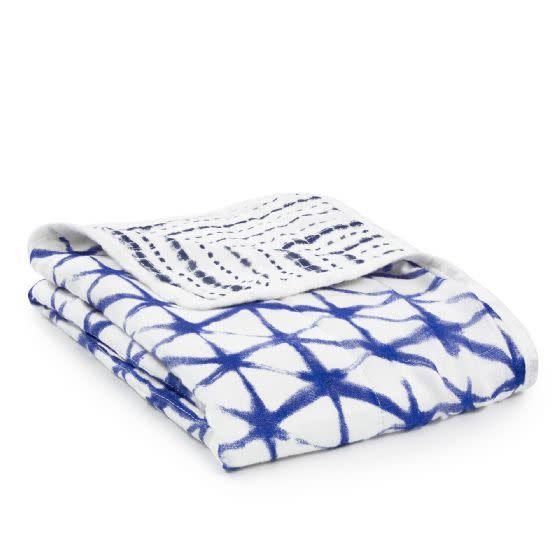 Aden + Anais Aden + Anais Stroller Blanket Bamboo