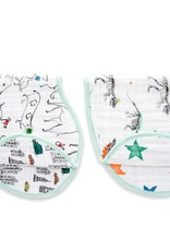 Aden + Anais Aden + Anais Classic Burpy Bibs 2 Pack
