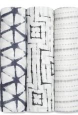 Aden + Anais Aden + Anais 3-pack Silky Soft Bamboo Swaddles