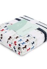 Aden + Anais Aden + Anais Wild Horses classic Dream Blanket Single