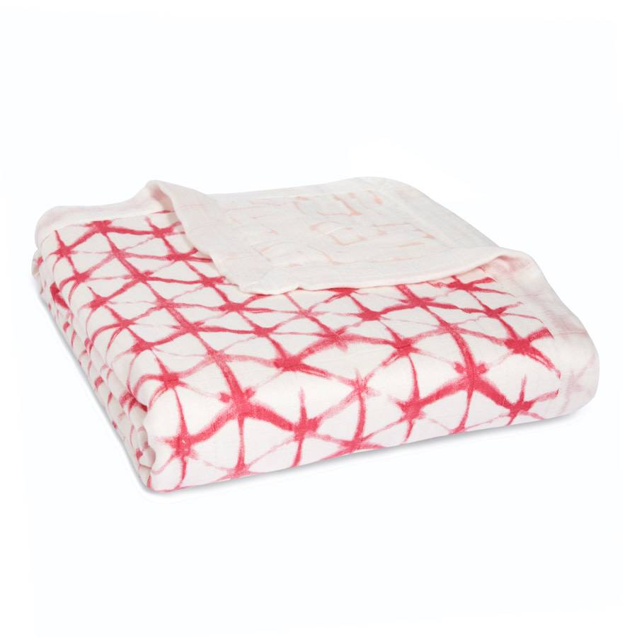 Aden + Anais Aden + Anais  Berry Silky Soft Dream Blanket Bamboo Single
