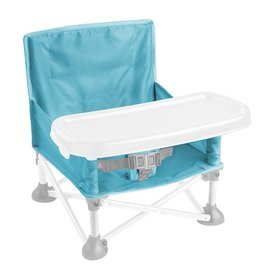 Summer Infant Summer Infant Pop N Sit Booster Seat Aqua Splash