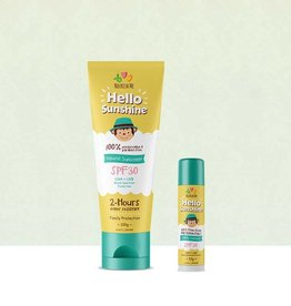 123 Nourish Me 123 Nourish Me Hello Sunshine - Sunscreen