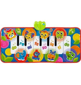 Korimco Playgro Jungle Piano Mat Musical