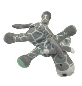 BibiPals BibiPals Plus Gigi The Giraffe Grey/White/Mint