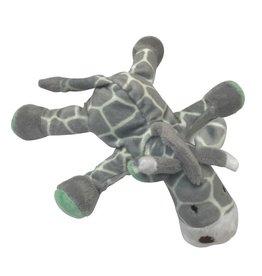 BibiPals BibiPals Plus Gigi The Giraffe Grey/White/Mint