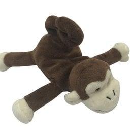 BibiPals BibiPals Plus Miki The Cheecky Monkey Brown/Beige