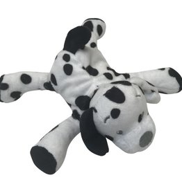 BibiPals BibiPals Plus Woof The Spotty Dog Black/White