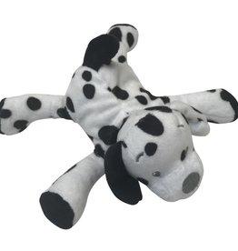 BibiPals BibiPals Plus Woof The Spotty Dog Black/White