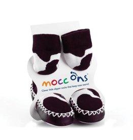 Mock Ons Mocc Ons Cow Print