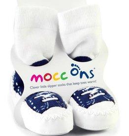 Mock Ons Mocc Ons Navy Sneaker