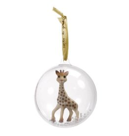 Les Folies Sophie La Girafe Christmas Ball Display - 1pc