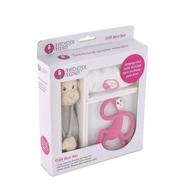 Matchstick Monkey Matchstick Monkey - Teething Gift Set