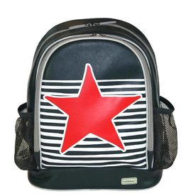 Bobble Art Bobble Art Large Backpacks Star and Stripes