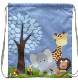 Bobble Art Bobble Art Drawstring Bag Safari