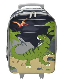 Bobble Art Bobble Art Wheely Bag Dinosaur