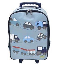 Bobble Art Bobble Art Wheely Bag Cars