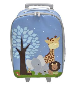 Bobble Art Bobble Art Wheely Bag Safari